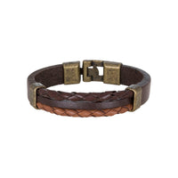 Bouletta Leather Wristband - WRB-023