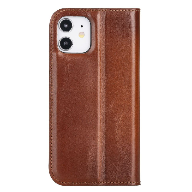 iPhone 12 & Pro 6.1 Leather Case | Brookscase