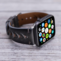 Boras Leather Watch Slim Strap for Apple Watch 38mm / 40mm