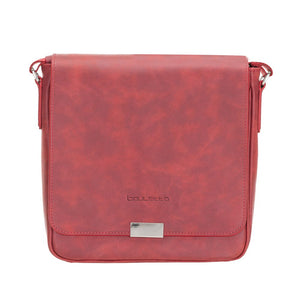 Calisto Massenger Leather Bag