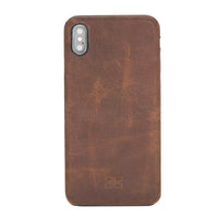 Concept Cover Leather Case for Apple iPhone XS Max