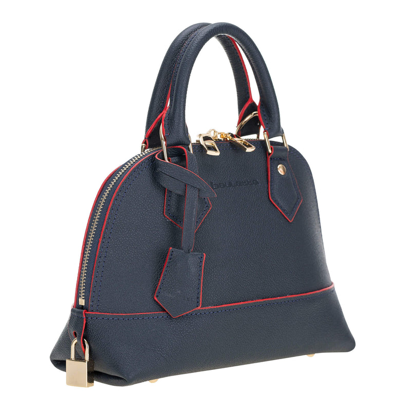 Daisy Leather Women's Handbag - Women's Bag