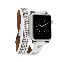 double-tour-leather-watch-strap-with-crystal-for-apple-watch-40mm-42-mm