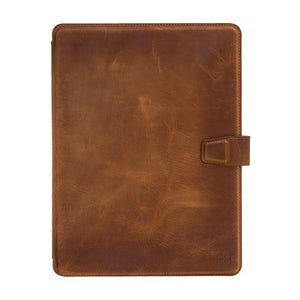 Eto Magnetic Detachable Leather Wallet Case for iPad