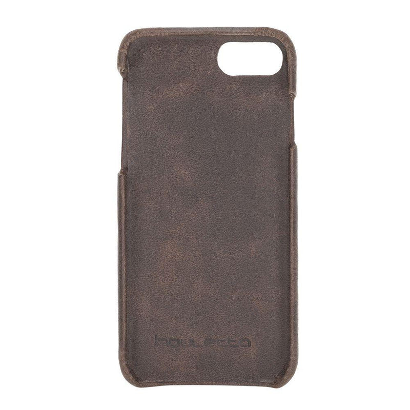 F360 Leather Back Cover Case for Apple iPhone SE2 / iPhone 7 / iPhone 8
