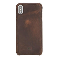 F360 Leather Back Cover Case for Apple iPhone XS Max