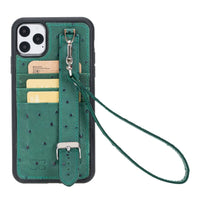 FLEX-CC-H Leather Phone Case for İphone 11 Pro Max