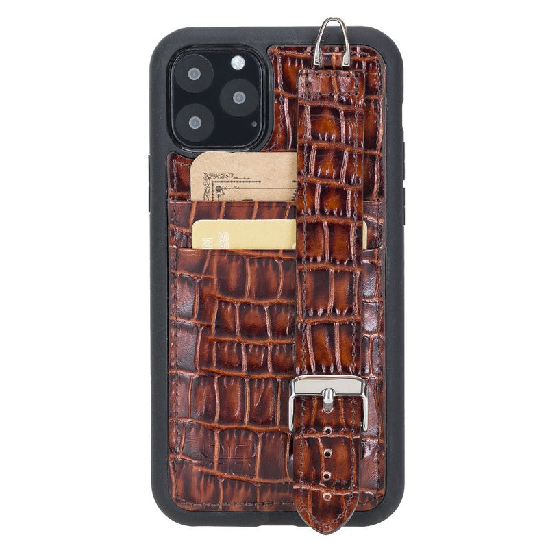Flex Cover Back Case Card Holder with Handle for iPhone 11 Pro