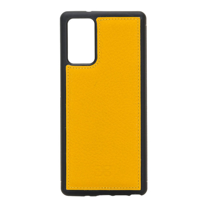 Flex Cover Back Leather Case for Samsung Galaxy Note 20