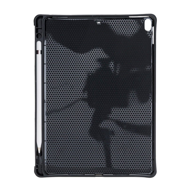 Felix Magnetic Datachable Leather Wallet Case for iPad