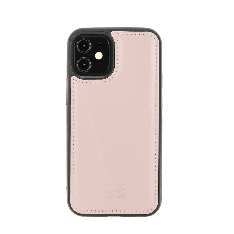 Flex Cover Back Leather Case for Apple iPhone 12 Mini 5.4""