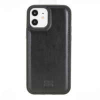 Flex Cover Back Leather Case for Apple iPhone 12 & Pro 6.1""