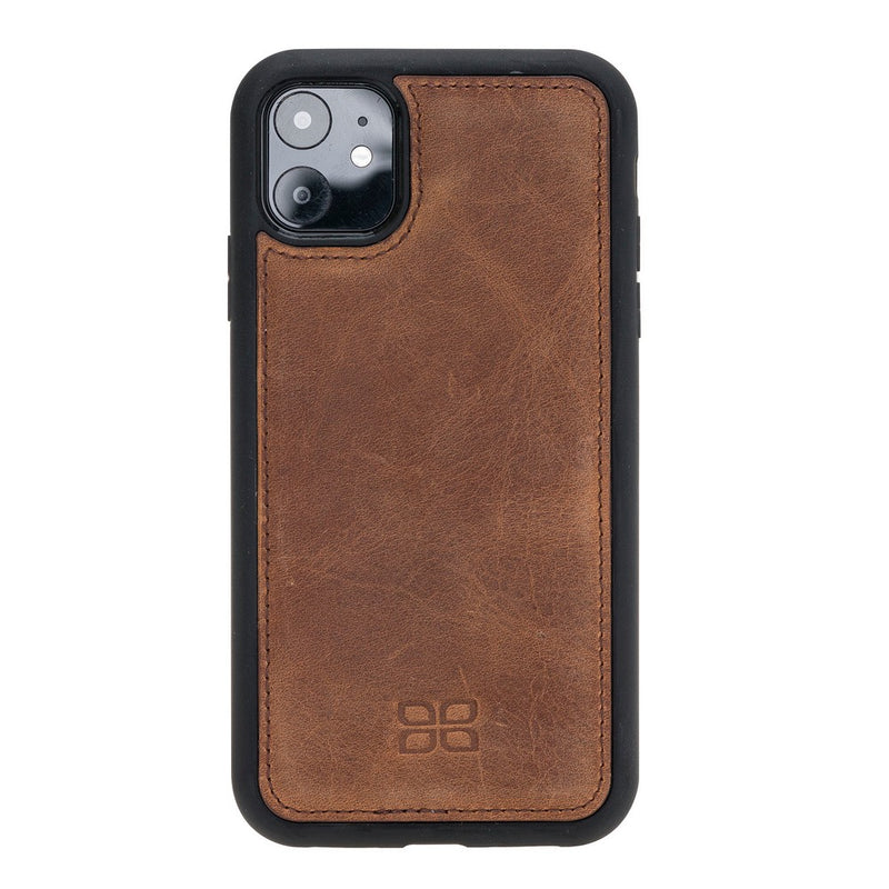 Flex Cover Back Leather Case for Apple iPhone 11 6.1""