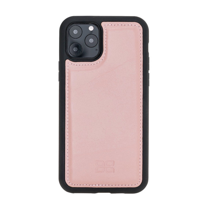 Flex Cover Back Leather Case for Apple iPhone 11 Pro 5.8""