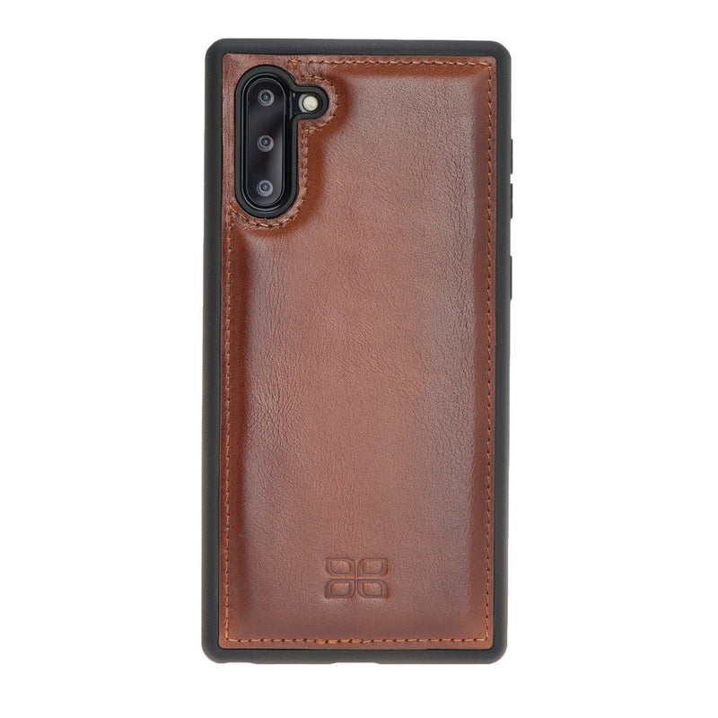 Flex Cover Back Leather Case for Samsung Note 10