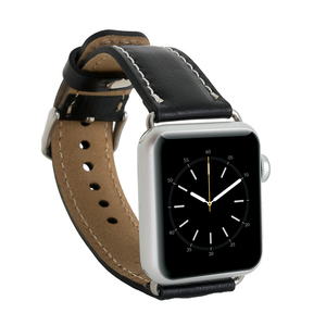 SD3 Leather Watch Slim Strap for Apple Watch