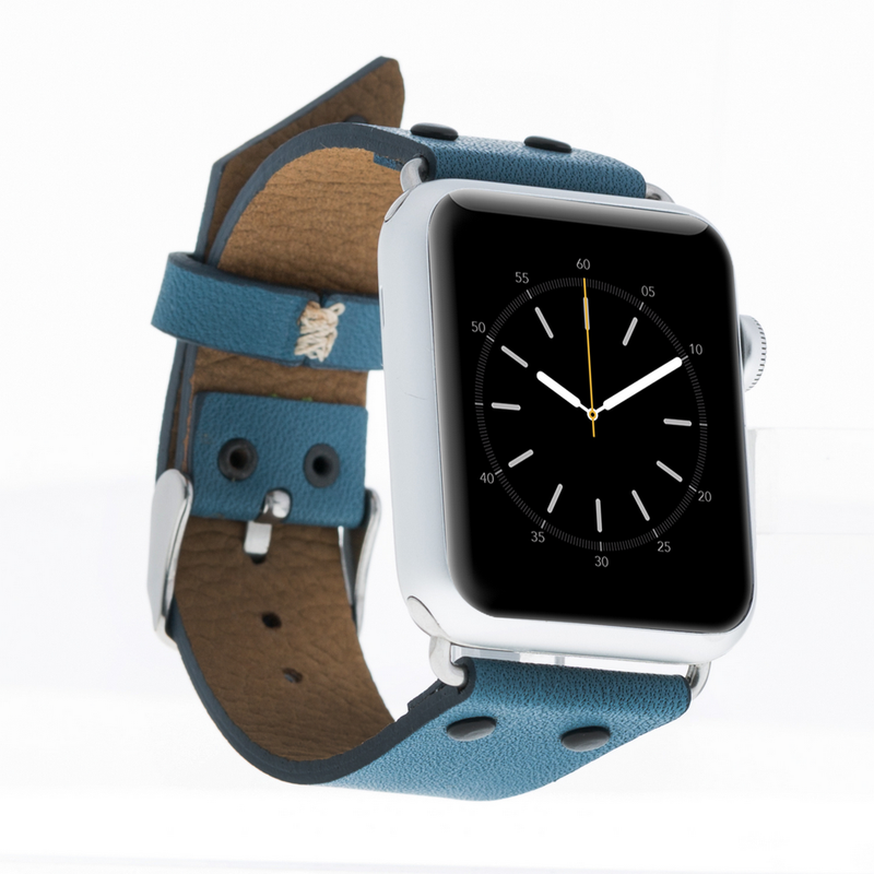 SM72 Leather Watch Strap for Apple Watch 38mm / 40mm