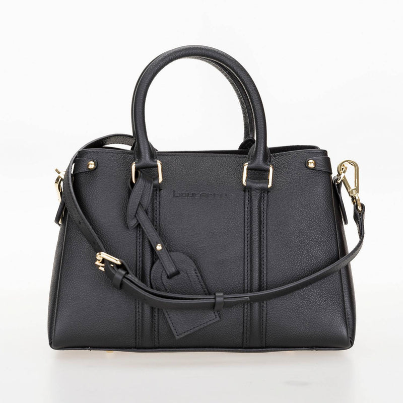 Lara Leather Women's Handbag - Women's Bag - Small Size