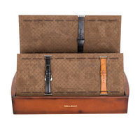 Leather Watch Box, Watch Display Case or Watch Case - RST2EF