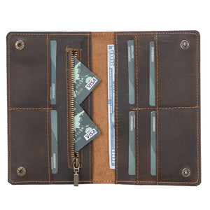 Limo Universal Genuine Leather Wallet