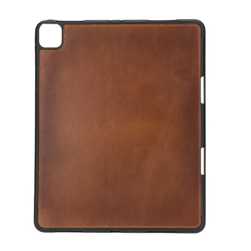 Eto Magnetic Detachable Leather Wallet Case for iPad Pro 12.9""
