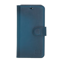 Magnetic Detachable Leather Wallet Case for Apple iPhone 11 Pro Max 6.5""