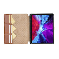 "Eto Magnetic Detachable Leather Wallet Case for iPad Pro 11"" 2020"