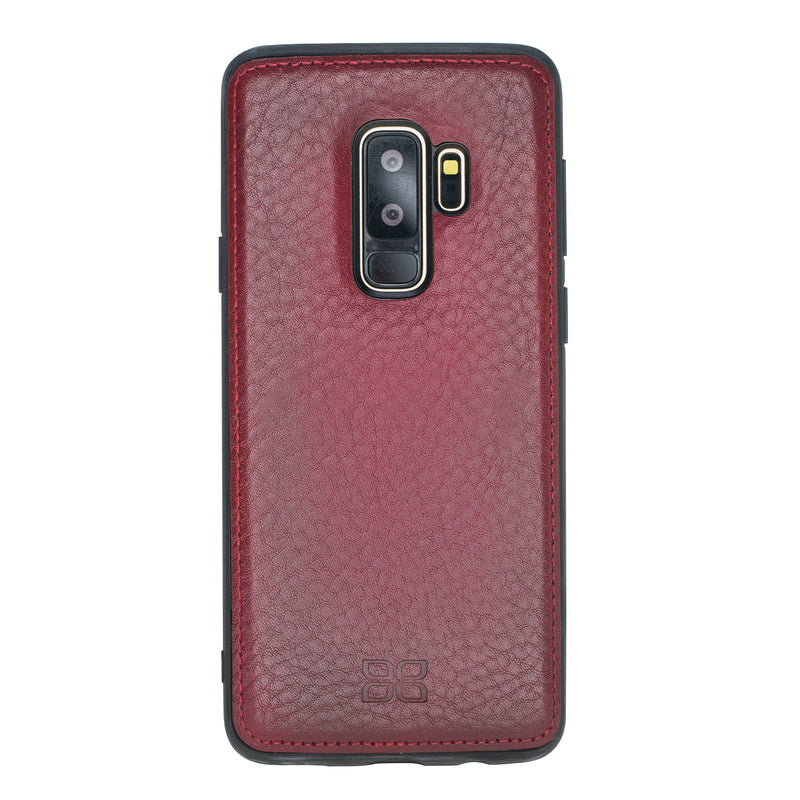 Magnetic Detachable Leather Wallet Case for Samsung Galaxy S9