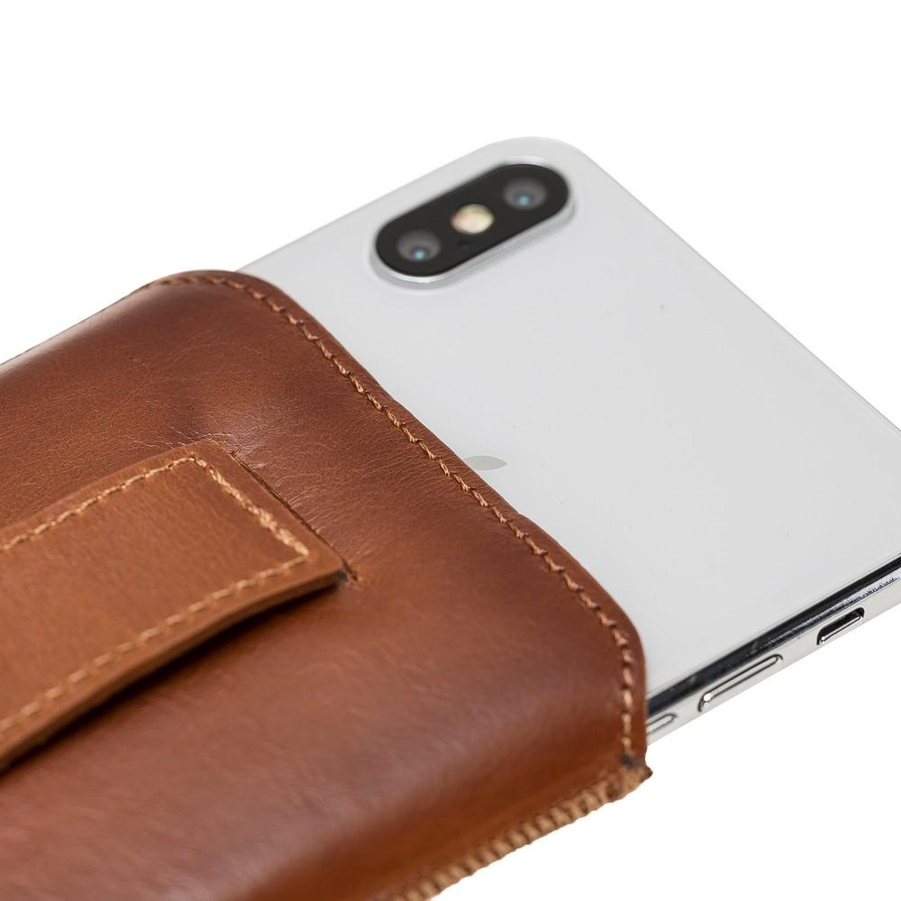 Multi Leather Case for Samsung Note 9, Note 8, iPhone 6 - 7 - 8 Plus and iPhone XS Max