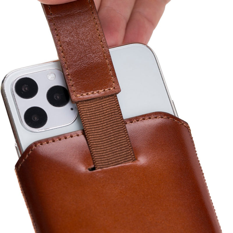 Multi Leather Case for iPhone 11 Pro Max, XS MAX, 6-7-8 Plus and Samsung Galaxy S9 Plus, S10 Plus