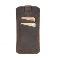 Multi Leather Case with Card Holder for Samsung Note 9, Note 10 Plus, Note 8, iPhone 6-7-8 Plus and iPhone XS Max