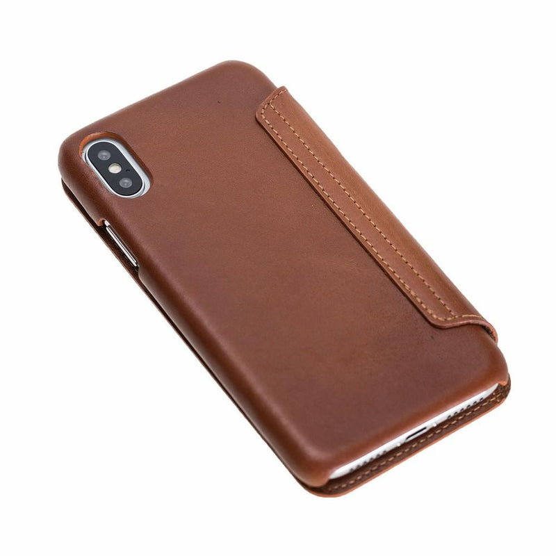 Ultimate Book Leather Phone Cases for Apple iPhone XS Max