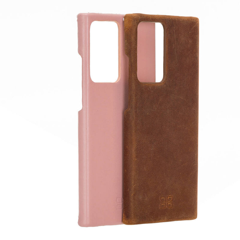 Ultimate Jacket Leather Phone Cases for Samsung Galaxy Note 20 Plus