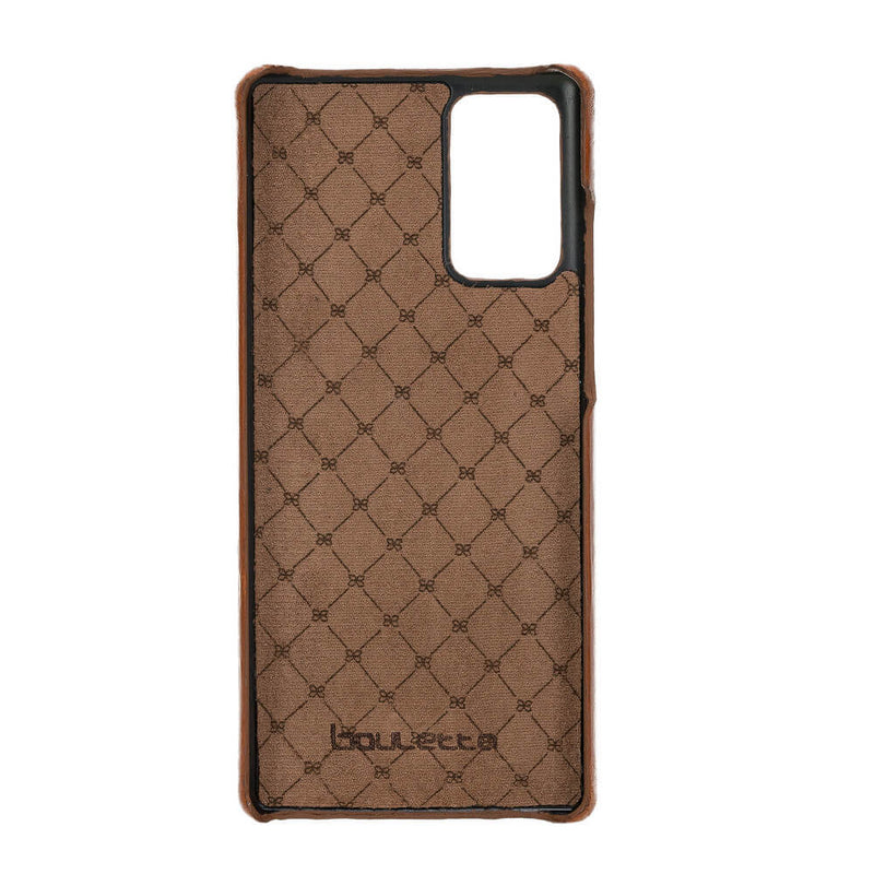 Ultimate Jacket Leather Phone Cases for Samsung Galaxy Note 20