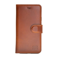 Wallet Folio Leather Case for Apple iPhone X / iPhone XS
