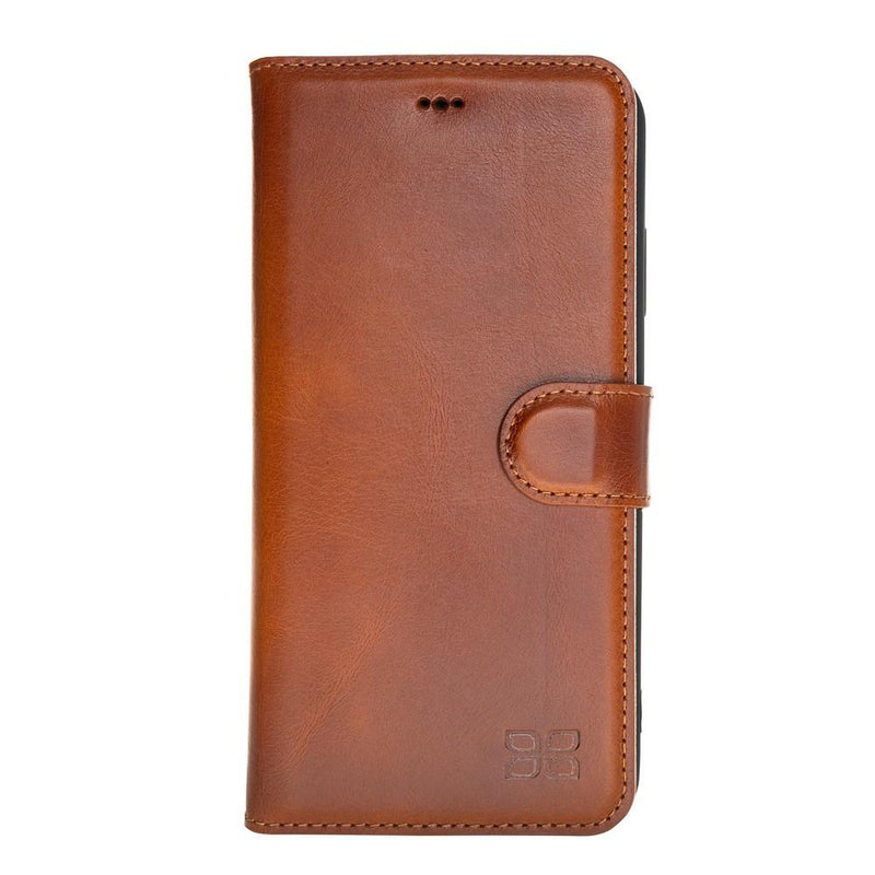 Wallet Folio Leather Case for Apple iPhone XS Max