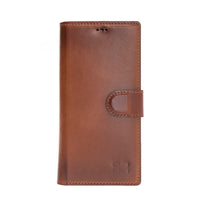 Wallet Folio Leather Case with ID slot for Samsung Galaxy Note 10