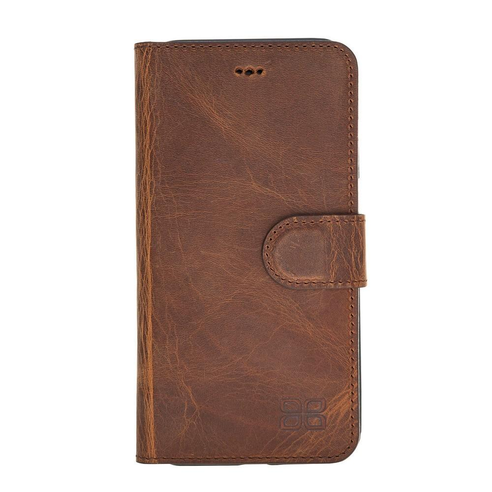 Wallet Leather Case for Apple iPhone X / iPhone XS