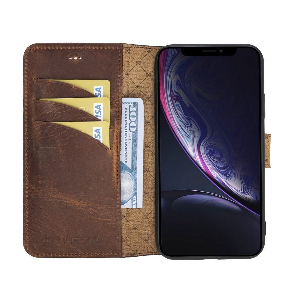Wallet Leather Case for Apple iPhone XR