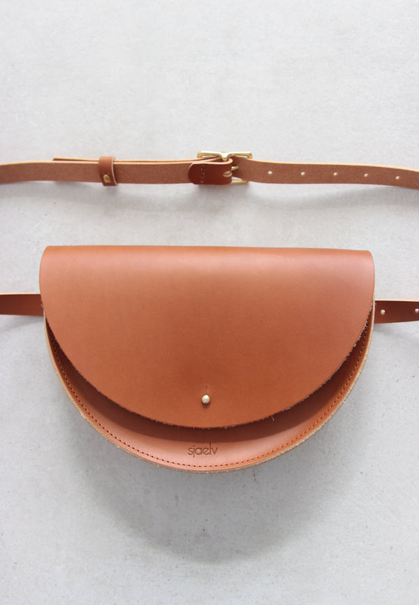 Belt bag brown