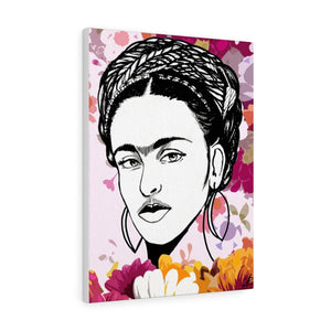 Kahlo Frida by Jesse Raudales