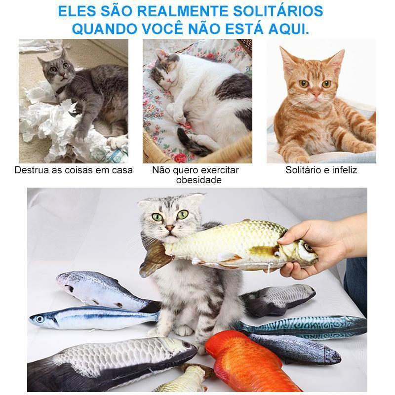 Incrível Cat Toy