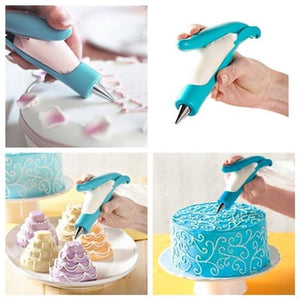 Easy Cake Decor