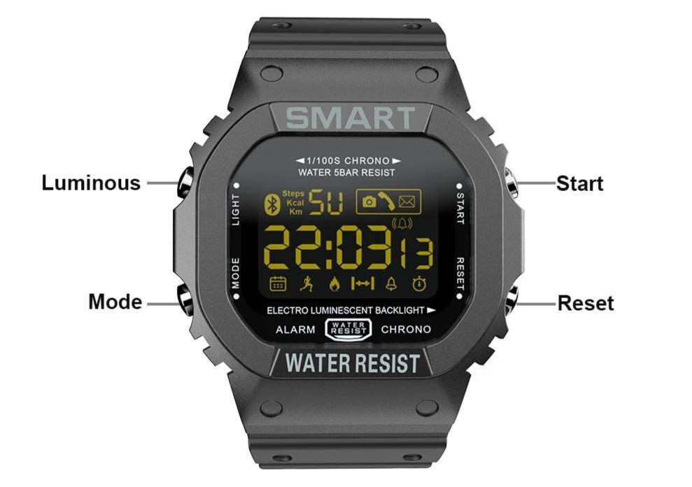 Smartwatch para Ios Android