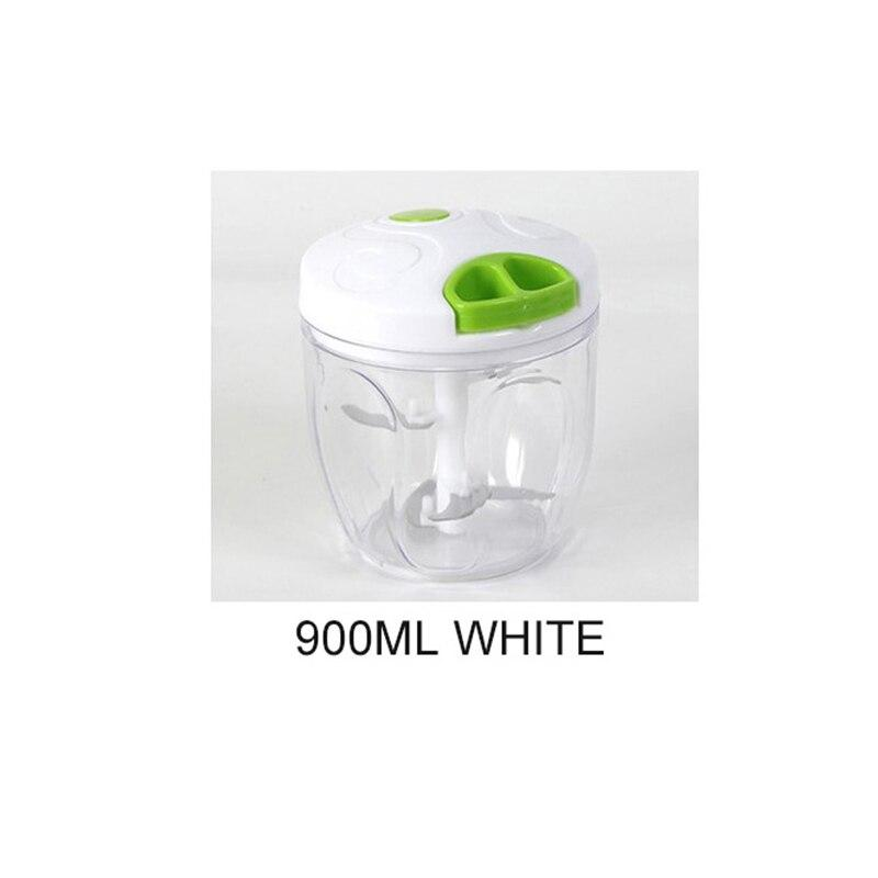 Triturador de Alimentos manual  500/900ML