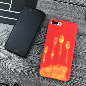 Heat Sensitive iPhone Case