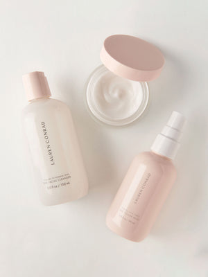 The Skincare Basics Set - Dry to Normal