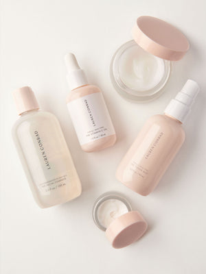 The Skincare Full Set - Combination to Oily