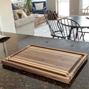 Heritage Walnut Cutting Board