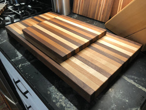 Assorted Hardwood Cutting Board